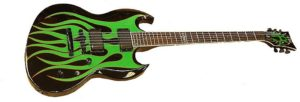James Hetfield Signature- The Grinch