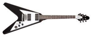 Gibson Custom Kirk Hammett Flying V Signature Guitar