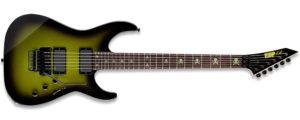 Kirk Hammett ESP Green Burst