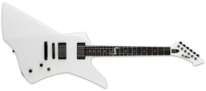 ESP LTD James Hetfield Snakebyte Electric Guitar Snow White